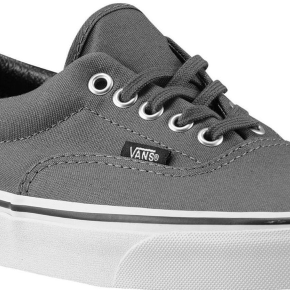 51898d4031 VANS Men s MLX ERA Sneakers Charcoal White